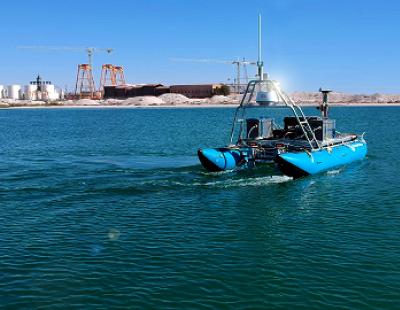 Marakeb Technologies deliver autonomous tech for offshore vessel