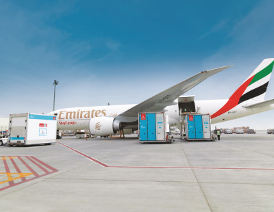 Emirates SkyCargo completes five years of operations to Belgium and Norway