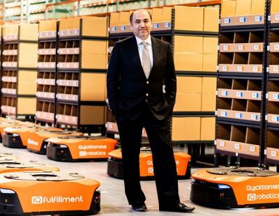 IQ Fulfillment, MENA region's first robotic fulfillment centre, opens in Dubai