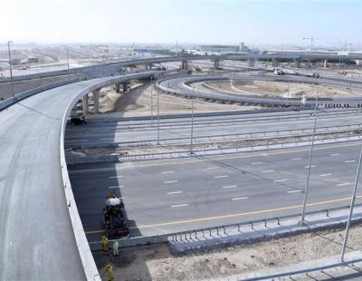 Dubai opens $350m roads project leading to Expo 2020 venue