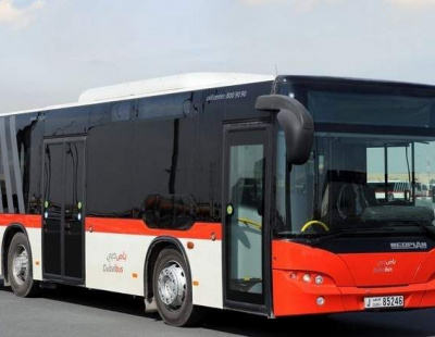 Dubai's RTA says to launch new night-time bus service from Sunday
