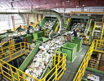 Saudi Arabia invests in recycling for construction supply chain