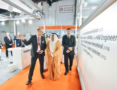 Dubai's dedicated warehousing show turns its focus to robotics and automation