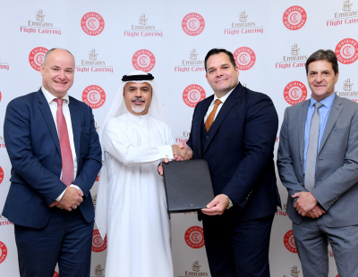 Emirates Flight Catering to build world's largest halal sous vide manufacturing facility