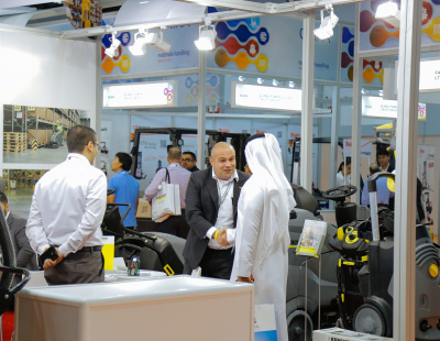 Materials Handling Middle East racks up 12% visitor turnout for 10th edition