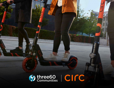 Three60 Communities introduce Circ e-scooters in Abu Dhabi
