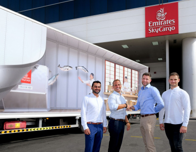 Emirates SkyCargo aims for greater transparency in seafood supply chain