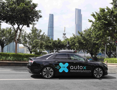 AutoX seeks to launch first self-driving taxi the Middle East and North Africa