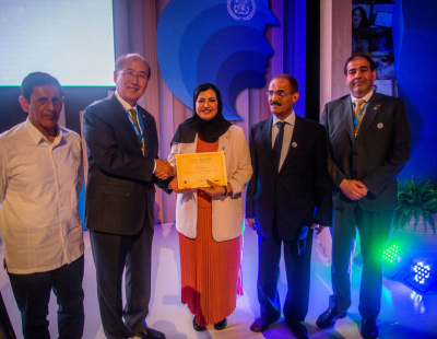 IMO appoints first Emirati woman as Goodwill Maritime Ambassador