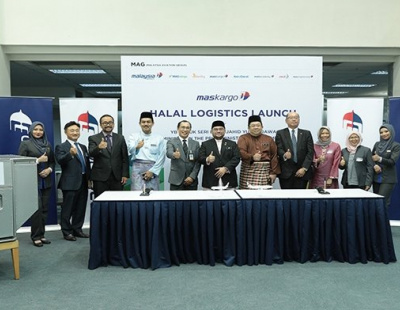 Malaysian Airlines launches halal air cargo service