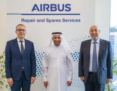 Airbus inaugurates Cabin Electronics Service Centre at Dubai Airport Freezone