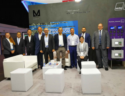 Hybrid Propulsion systems showcased at Seatrade Offshore Marine and Workboats ME
