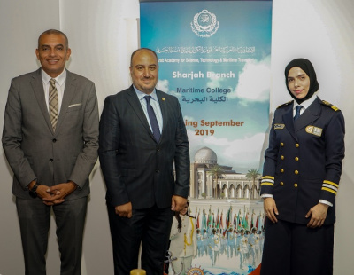 Arab Academy for Science strengthens partnership between academia and maritime