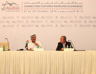 First World Road Congress in the Middle East kicks off in the UAE