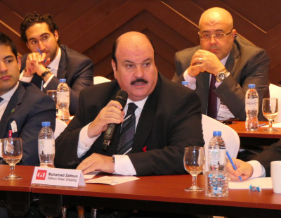 Shipbuilding efficiency highlighted by Zaitoun Green Shipping at the Gulf Intelligence Energy Market Forum