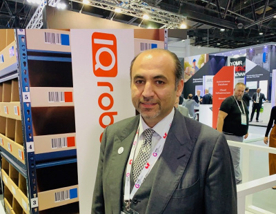 IQ Robotics presents 'future of material handling' at GITEX