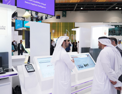 Abu Dhabi's new toll gate system showcased during GITEX Technology Week