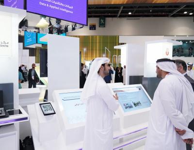 Abu Dhabi's new toll gate system showcased during GITEX Technology Week