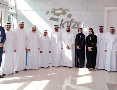 Jafza, DMCC pen warehousing and logistics services agreement