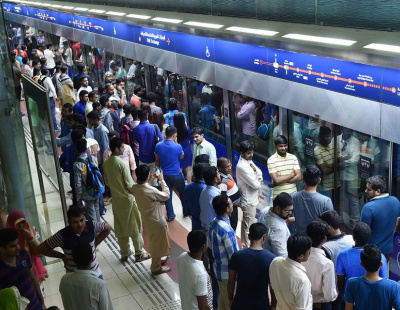 Serco celebrates Emiratisation efforts in Dubai Metro operations team