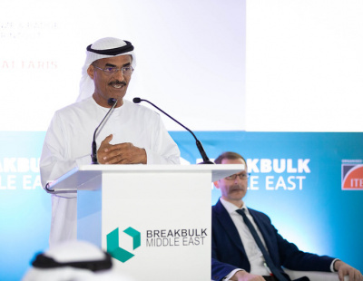 Breakbulk Middle East 2020 reveals plans to incorporate augmented reality
