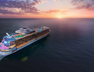 Is the largest cruise ship in the world coming to Dubai?