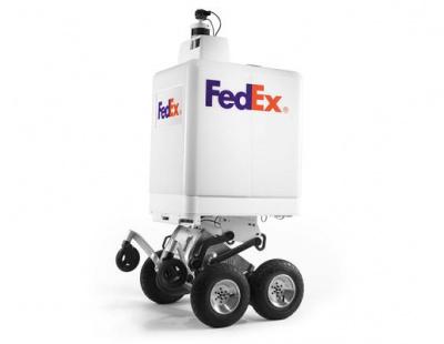 FedEx Express launches autonomous last mile delivery device Roxo in Dubai