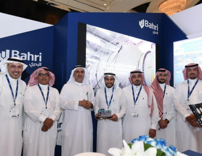 Bahri's maritime capabilities in spotlight at Saudi Logistics Conference 2019