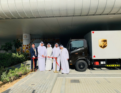 Expo 2020's new Dubai South warehouse to provide storage for 'surprises'