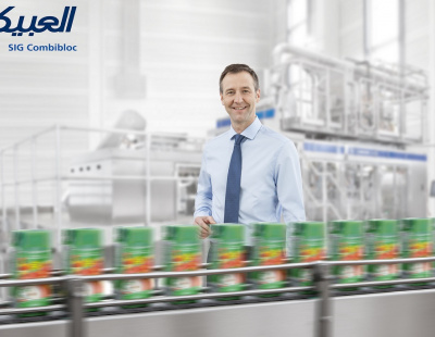 SIG CBOB brings new solutions for aseptic packaging and filling machines to Gulfood
