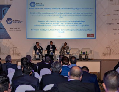 Air cargo conference to return for 2019 Dubai Airshow