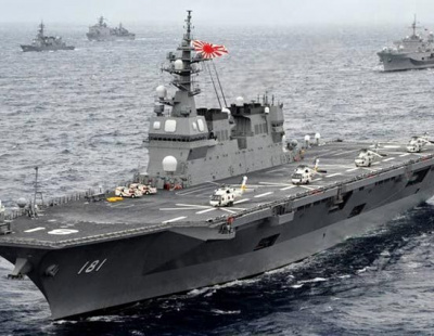 Japan considers sending navy to Arabian Gulf to protect shipping