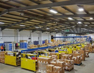 BS Handling Systems automates carton processing for ASCG