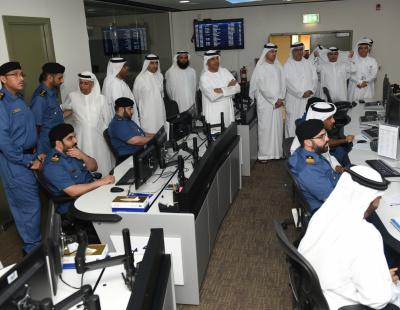 Dubai Airport reveals baggage logistics numbers during Dubai Customs visit