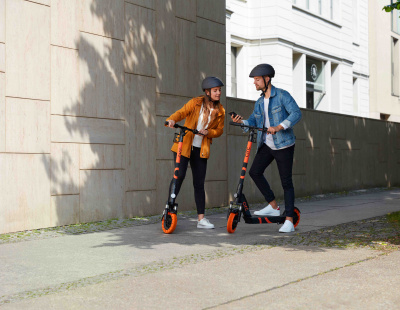 Moovit partners with Circ to offer dockless scooter rental