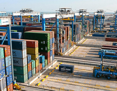 Asia growth supports DP World's global container volumes for Q3
