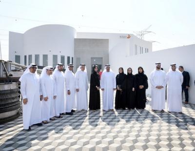 Dubai Municipality unveils largest 3D printed two-storey structure