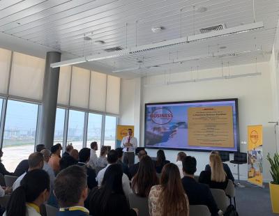 DHL hosts SMEs and e-com startups for logistics breakfast