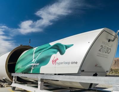 Virgin Hyperloop will contribute US $4bn to Saudi Arabian economy