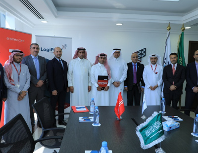 LogiPoint signs agreement with Aramex for its new ground operations hub