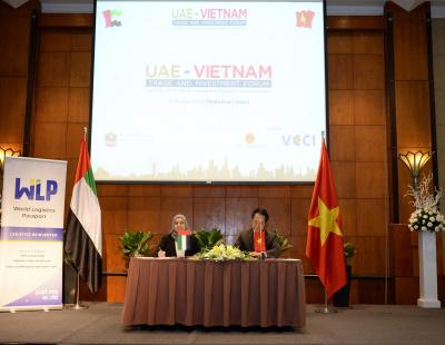 DP World owner PCFC and Vietnam expand World Logistics Passport