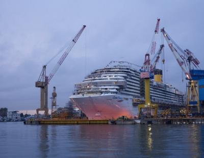 Dubai cruise sector booming as cruise ships get bigger