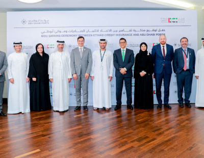 ECI's strategic partnership with KIZAD to benefit UAE investors and exporters