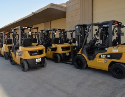 Danube chooses Cat Lift Trucks to strengthen its warehouse equipment fleet