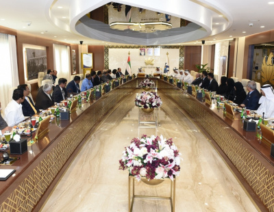 PCFC discusses opportunities for trade and logistic with Dubai business groups
