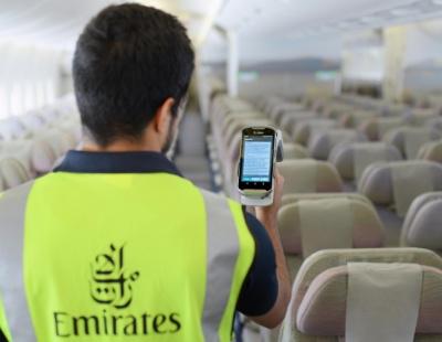 Emirates engineers efficiencies with RFID