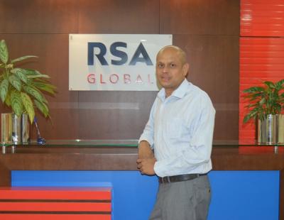 Karthikeyan Hariharan joins Dubai-based RSA Global as chief operating officer