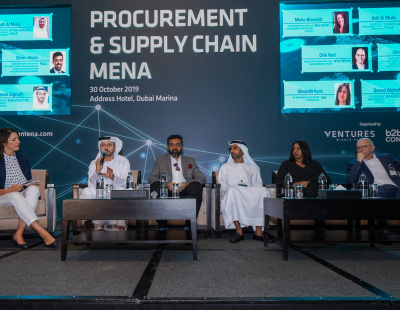 Middle East businesses 'must adopt new technologies in response to supply chain risks'