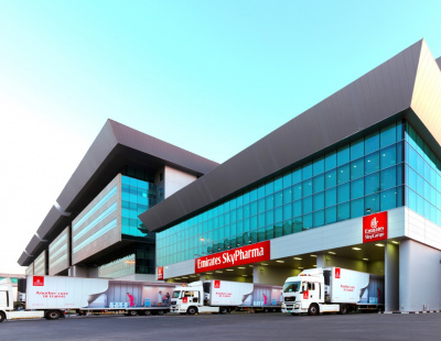 Emirates SkyCargo strengthens its pharma infrastructure