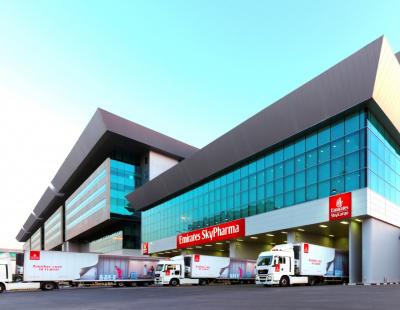 Emirates SkyCargo strengthens its pharma infrastructure